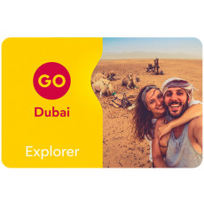 Dubai Explorer Pass - 5 Atrações