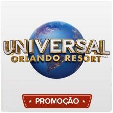 UNIVERSAL - 02 Dias | 03 Parques - Park To Park Ticket (Voucher Promocional)