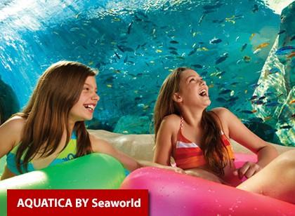 Seaworld Orlando - Dois parques à sua escolha - (Ingresso Voucher Promocional)