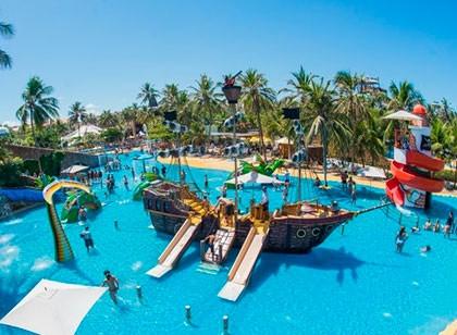 Beach Park Parque Aquático 3 dias de acesso
