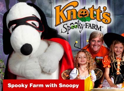 Knott's Berry Farm - Sexta a Domingo