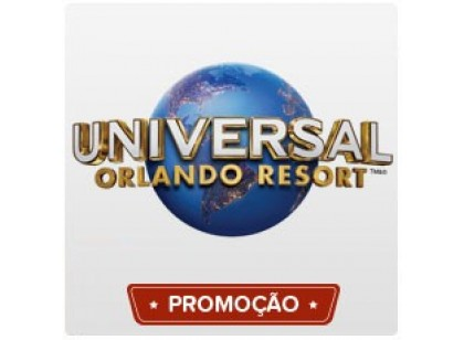 UNIVERSAL - 02 Dias | 03 Parques - Park To Park Ticket (Voucher Promocional)