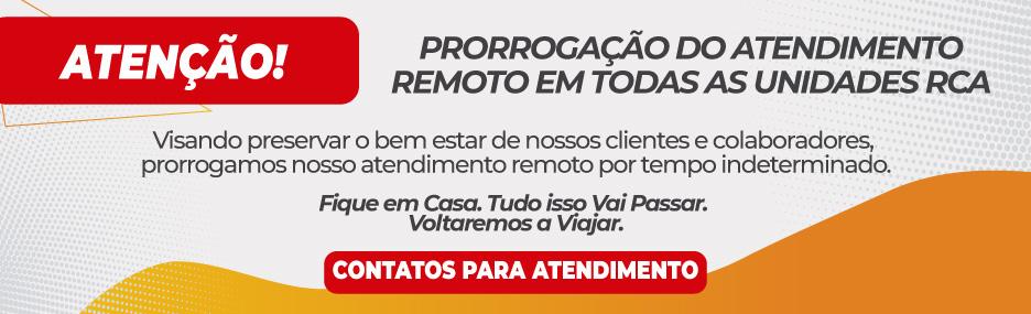 Atendimento Remoto - RCA